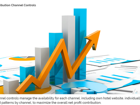 Pricing - Profit Optimization Distribution Channel Controls by Stayinns Hotelz