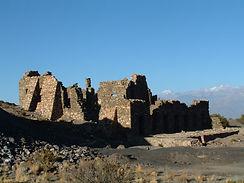 """Minas de Paramillos ruinas mineras """"El Gobernador"""""""