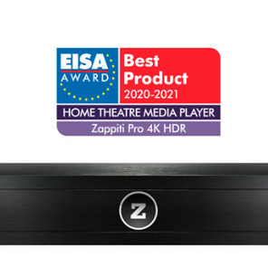 Zappiti wins Eisa award for best product 2020-2021