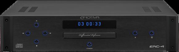 ERC - 4 CD Player/ transport/ DAC