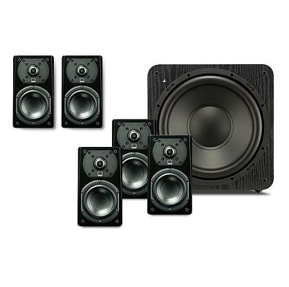 Prime 5.1 System Speakers