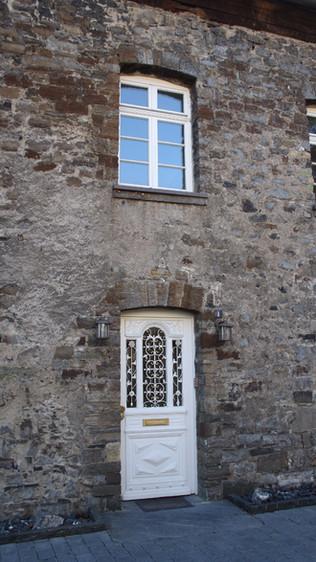 Eingangsbereich Haus Hüsten
