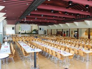 Schützenhalle Hüsten - große Halle