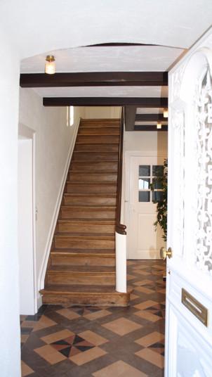 Treppenhaus Haus Hüsten
