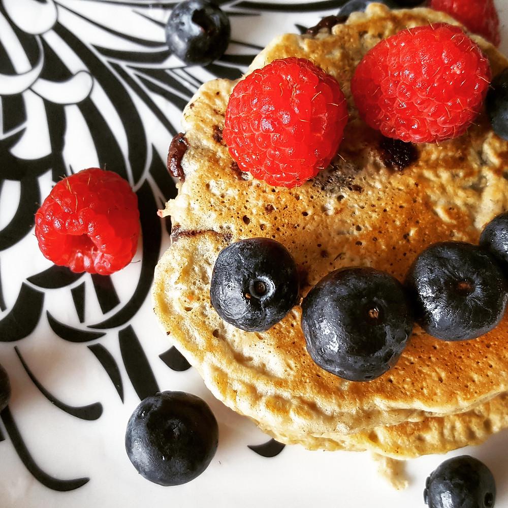 Pure Oat Pancakes