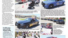 Emergency First Responders Conduct Parking Lot Parade for Suncrest Residents