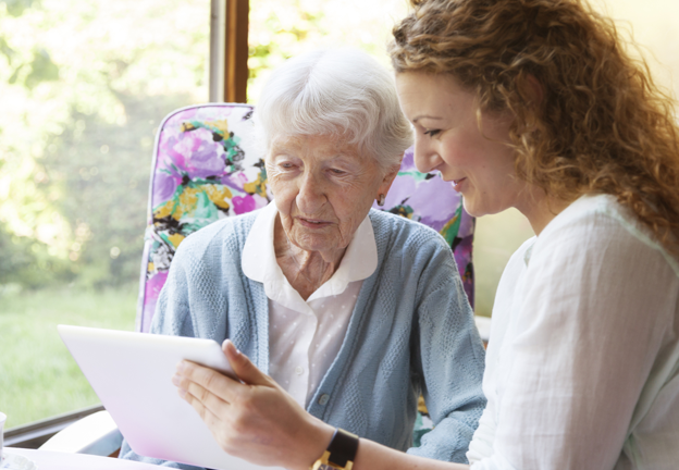 Schedule an Onsite Visit With a Resident