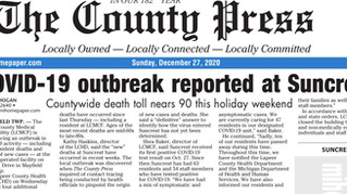 Covid 19 Outbreak Reported at Suncrest