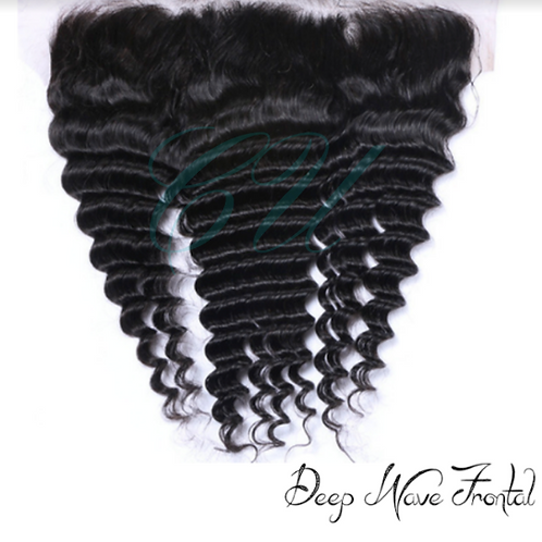Mink Deep Wave Frontal (13x4)