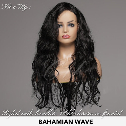 Bahamian Wave (with frontal)