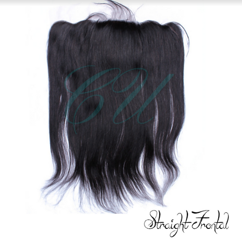 Mink Straight Frontal (13x4)