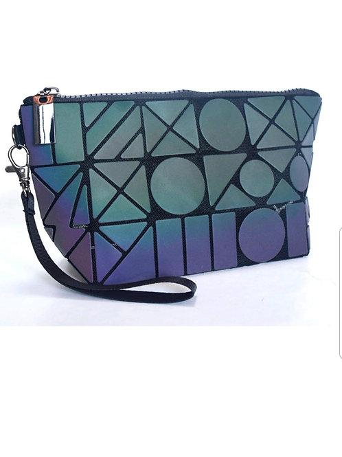 Cosmetic Bag- Geometric Style #1