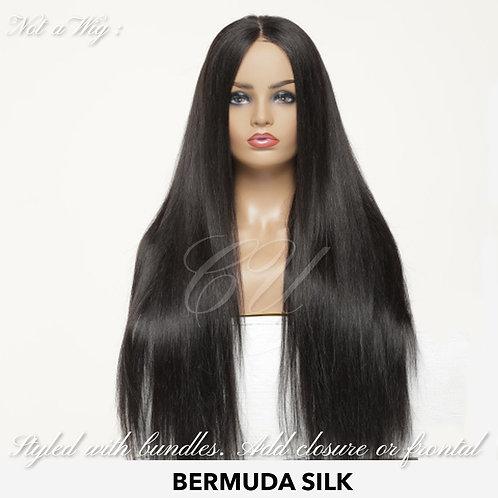 Bermuda Silk-Straight (Closure)
