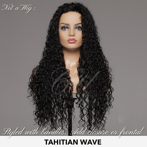 -Tahitian Wave (Frontal)