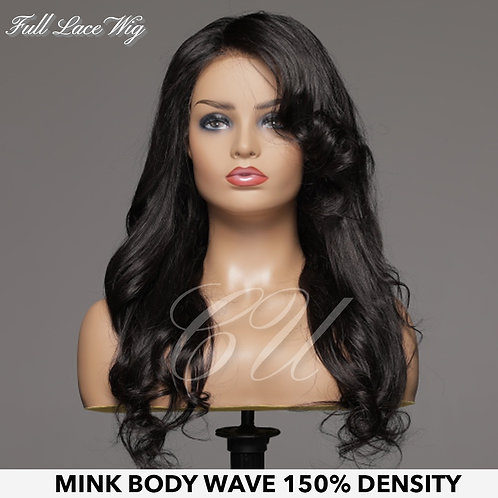 Full Lace Mink Body Wave