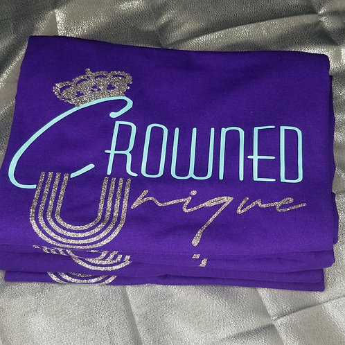 Crowned Unique Logo T-Shirt