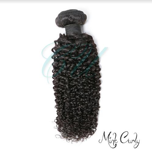 Mink Curly Bundles