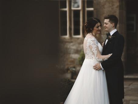 Amy and Alex's beautiful, autumnal wedding!