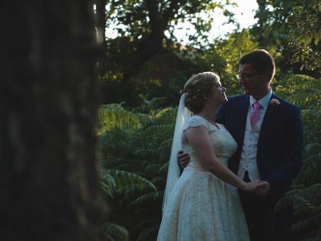 Sarah and Tom's gorgeous Abbeywood Estate wedding!
