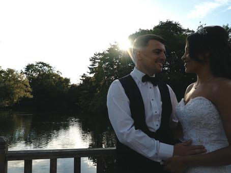 Timnah and Chris' beautiful urban/rural wedding