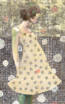 18-05, SOLD, Sunny Dress