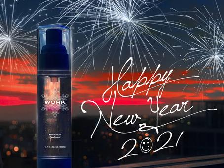 เราจะก้าวผ่านทุกๆวันของปีนี้ ด้วยความมั่นใจ ไปด้วยกัน             Happy New Year 2021