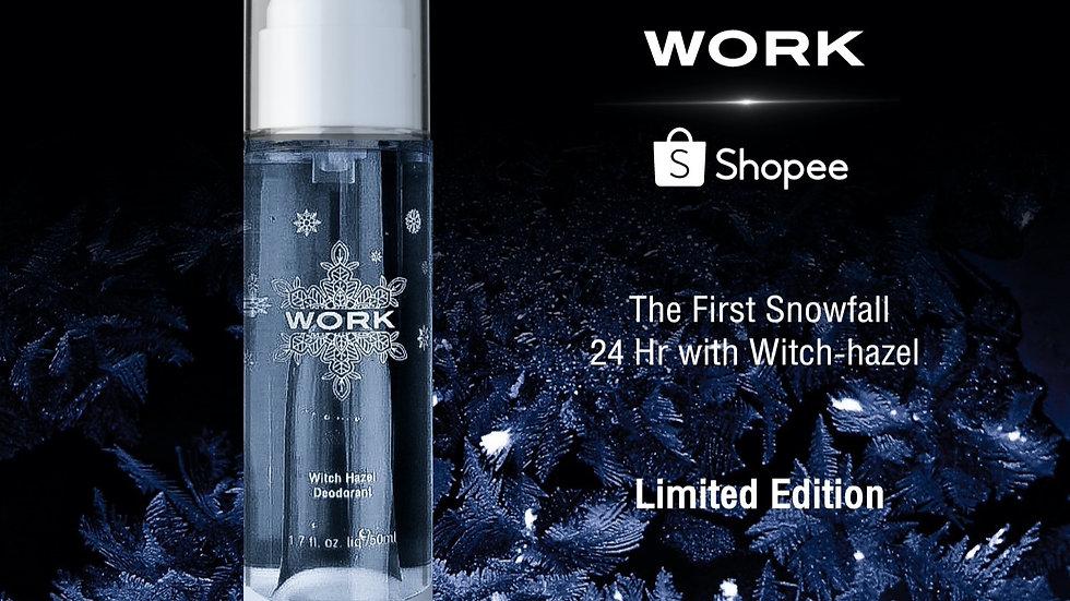 Work Deodorant Spray : X'MAS Limited Edition