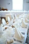 Svatební hostina v hotelu Svornost.