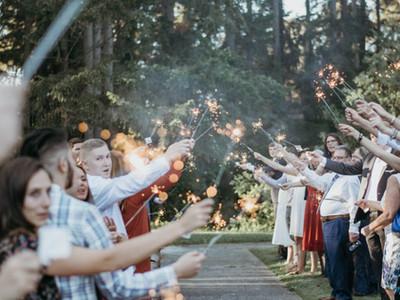 oslava novomanželů