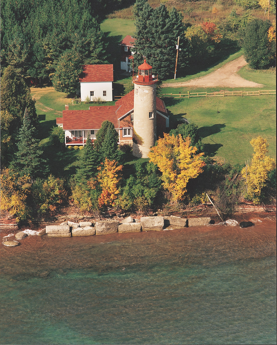 Portage River (Portageville) Lighthouse