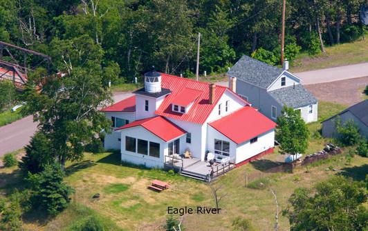 Eagle River Lighthouse