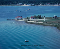 Beaver Island, St. James Harbor