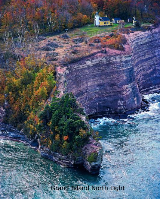 Grand Island North Lighthouse