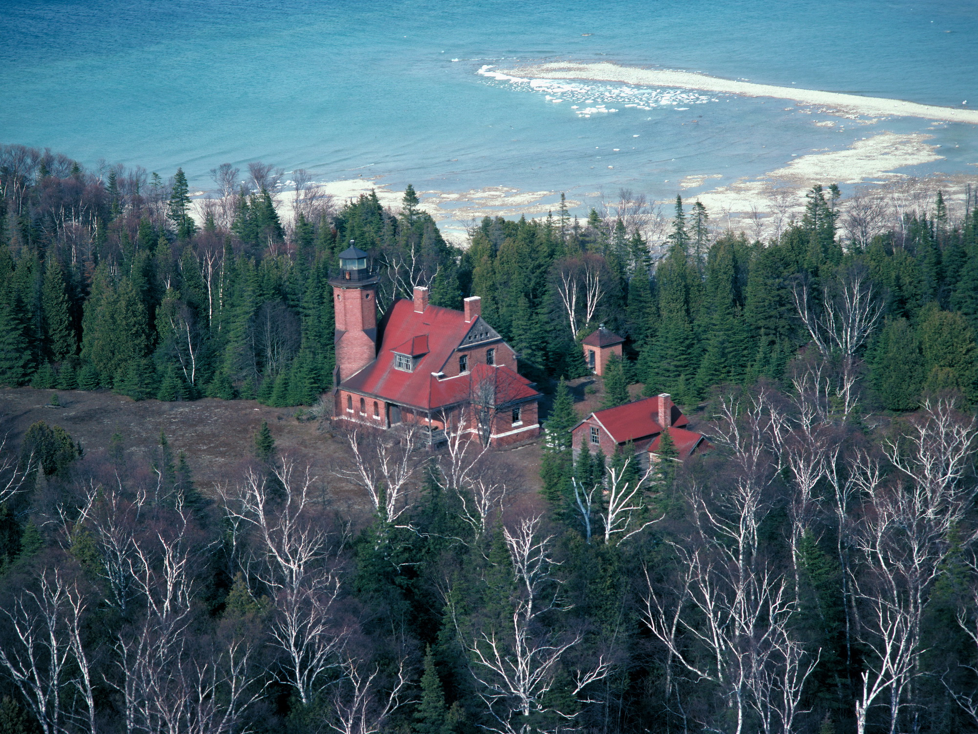 Squaw Island Lighthouse