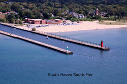 South Haven South Pier Light