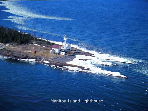 Manitou Island Lighthouse
