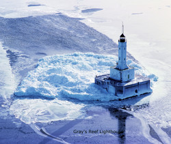 Gray's Reef Lighthouse