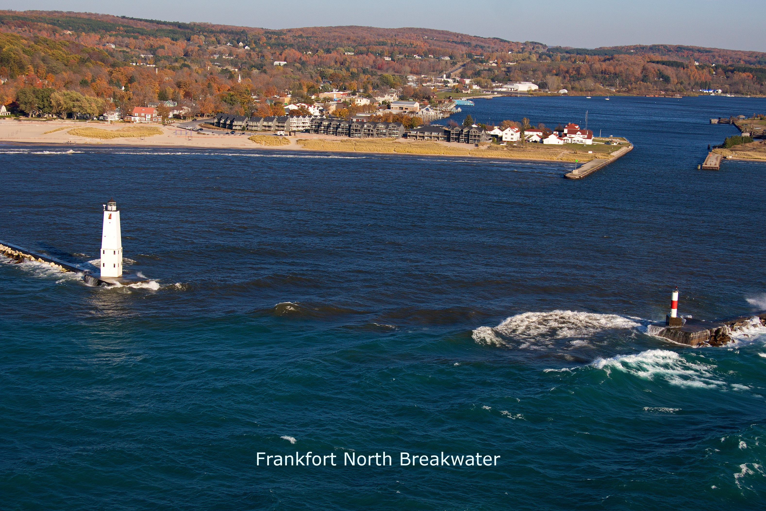 Frankfort North & South Breakwater