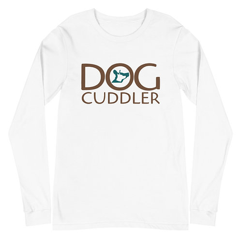 Dog Cuddler Unisex Long Sleeve Tee