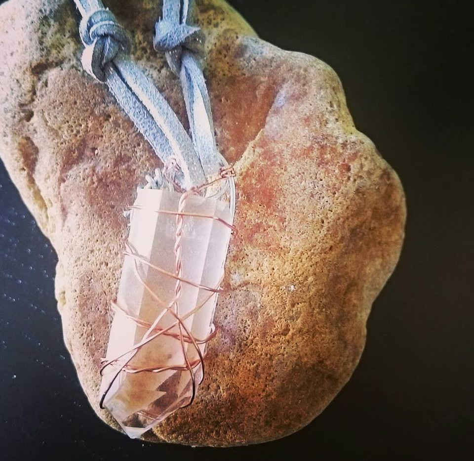 Angel Phantom Quartz