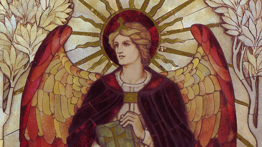 Archangel Uriel, Flame of the Divine