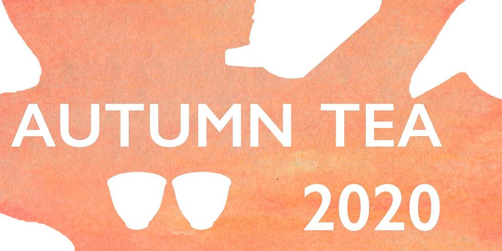 Autumn Tea 2020