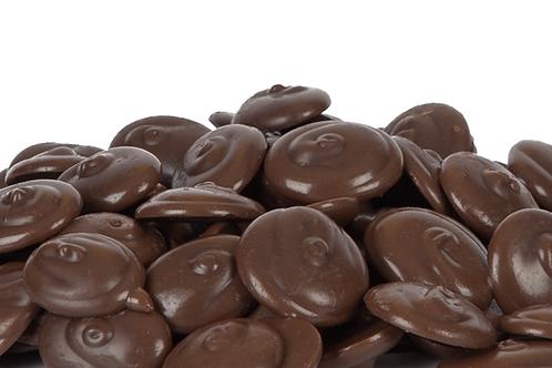 Cuvertură LUX cacao amăruie