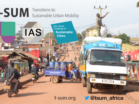 Student Project: Transitions to Sustainable Urban Mobility