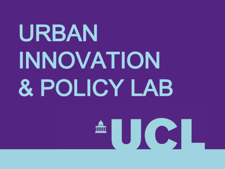 We are relaunching! Welcome to Urban Innovation and Policy Lab