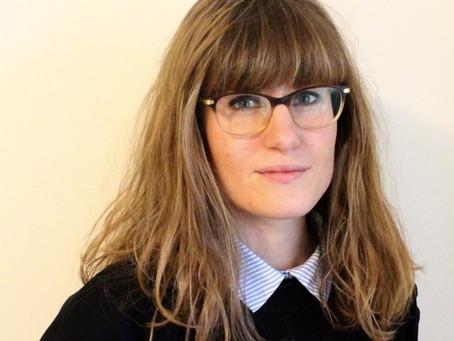 Meet the researcher: Joanna Sawkins