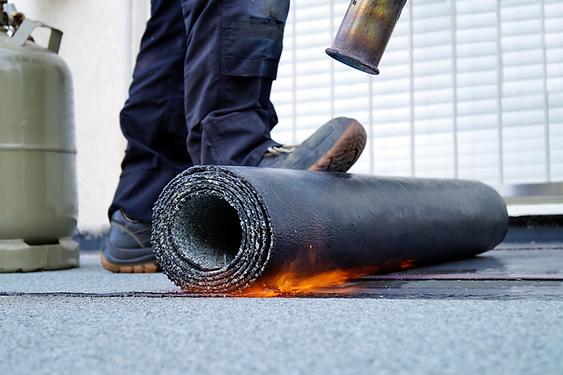 Bauwerksabdichtung-Flämmarbeiten-Traut