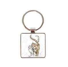 Wrendale Cat Keyring £5.99