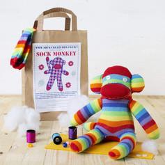 Sock Monkey £9.99