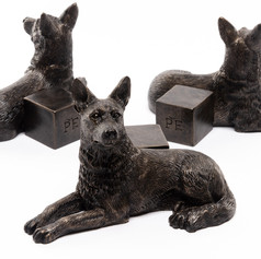 German Shepherd Pot Feet £22.99